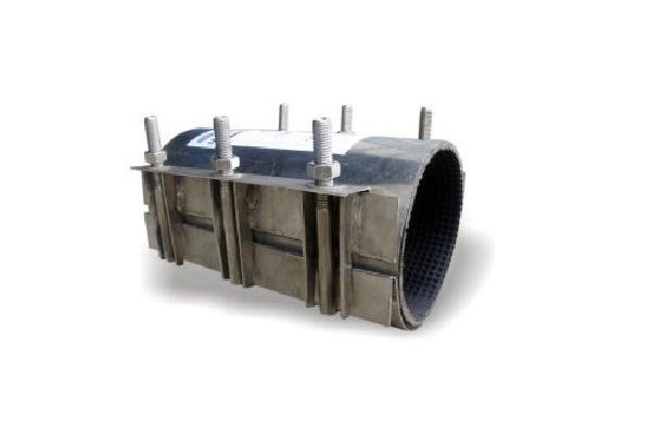 Đai Sửa Chữa INOX 2 Mảnh D150